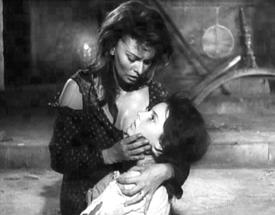 Un Film De Vittorio De Sica Dos Mujeres Un Clasico Al Servicio De